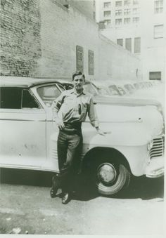 Neal Cassady in Denver, ca early 1940s