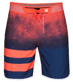 Hurley Men's Phantom Block Party Hyperweave Warp Boardshort - Size 34