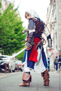 Assassin's Creed #cosplay 2013