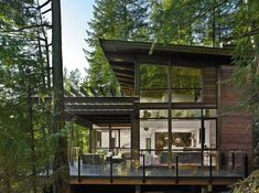 If you didn't consider yourself a nature lover, you might change your mind after seeing these homes that take indoor/outdoor living to a new level.