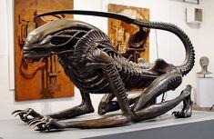 Giger's Sphinx Alien (3)