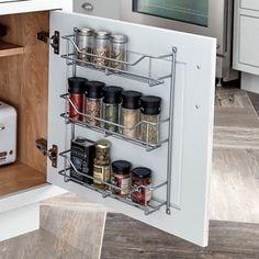 ClosetMaid Premium 3-shelf Spice Rack