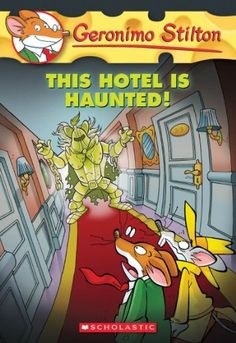 Geronimo Stilton #50: This Hotel Is Haunted! by Geronimo Stilton. $6.99. Publisher: Scholastic Paperbacks (July 1, 2012). Publication: July 1, 2012. Series - Geronimo Stilton (Book 50). Reading level: Ages 7 and up