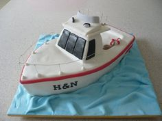 Liez Cakes And Etc: Boat Cake