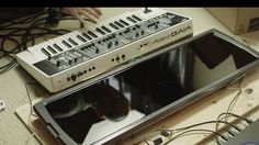 Ferro Fluid - Nigel Stanford Cymatics