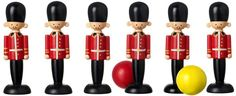 Orange Tree Toys Soldier Skittles for sale online Toys Uk, Kids Toys, Queens Guard, When I Grow Up, Baby Nursery Decor, Toy Soldiers, Little People, Can Opener, Wooden Toys