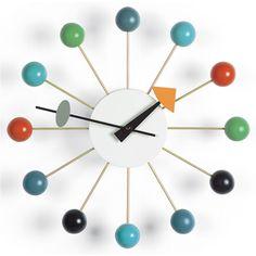 Ball Clock by Vitra at Lumens.com