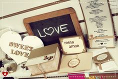 Liebe Papier   |    Scrapbook com todo o coração: Casamento com Frufru