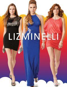 Vestidos Liz Minelli