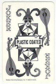 Plastic Coated Joker