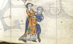 How did medieval artists depict love? Here are a few images of love from medieval manuscripts. Medieval World, Medieval Art, Medieval Books, Renaissance Art, Medieval Manuscript, Illuminated Manuscript, Uk History, Early Middle Ages, Book Of Hours