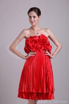 Weekly Special Product: Red Elastischem Satin A-Line Berühmtheit Kleider ma1282 - Order Link: http://www.modeabendkleider.de/red-elastischem-satin-a-line-beruhmtheit-kleider-ma1282.html - Farbe: Red; Silhouette: A-Line; Ausschnitt: Trägerlos; Verzierungen