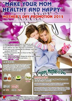 ☆ DXN Mother's Day Celebrations.