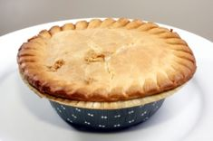(A traditional meat pie, specialty of Quebec, Canada). Recipe Details, Empanadas, Apple Pie, Quiche, Seafood, Traditional, Meat, Savoury Pies, Canada