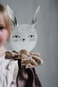 Mer Mag: Easy Paper Puppets