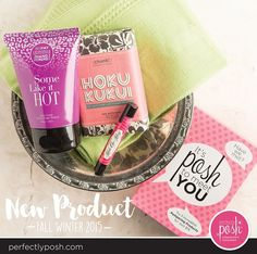 POSH TO MEET YOU Set # MT5503 It's Posh to Meet You!  Body products are personal and you develop a close relationship with the ones that work for you. Give us a chance to woo you with our fun and good-for-you products. They truly prove that good ingredients make all the difference in your skin, and that you don't have to break the bank to get them. Trade in your current soap, lip balm, and hand creme and give Perfectly Posh a try. After all, you deserve it!