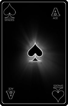 Almost inverse Ace of Spades