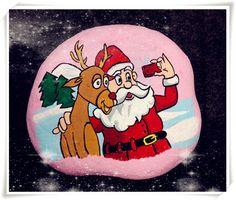 Take a selfie with me Santa lol
