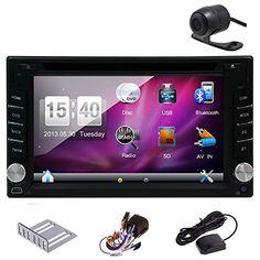 KENWOOD AUX IN CD 2din mp3 bluetooth usb autoradio pour Hyundai Santa Fe AUX IN USB 4 S