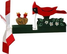 ... Handcrafted Wooden Whirligigs