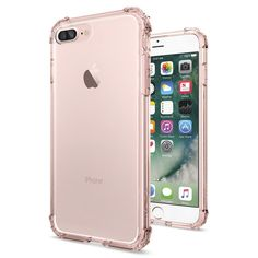 iPhone 7 Plus Case Crystal Shell