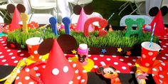 Mickey Mouse Clubhouse Birthday Party Ideas   Photo 2 of 18   Catch My Party
