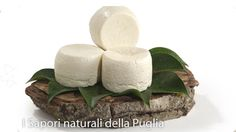 Cacioricotta cheese made usually with goat or sheep milk http://www.salentourist.it/