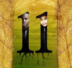 District 11 tributes- Thresh and Rue