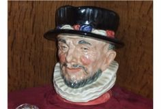 Collection of Royal Doulton Character Jugs £340