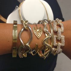 arm candy by Capwell!