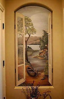 65 best Niche decor images on Pinterest   Art niche  Niche decor and     How to Decorate a Niche   An American Housewife
