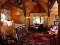 461 Best Lodge Style   Bedrooms Images On Pinterest | Bedroom Ideas, Beds  And Child Room