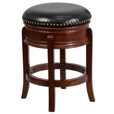Ford Genuine Parts Logo Swivel Bar Stool with Backrest For Sale ...