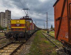 Bulgaria - BDŽ Cargo 61 017 / Kostinbrod — Trainspo