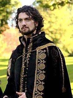 David Allay as Mark Smeaton in Tudors