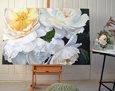 BRIEF ENCOUNTER | Jenny Fusca Paintings | Sydney Artist