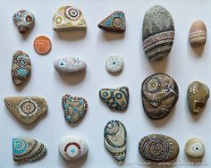 Stones available for re-homing [adoption fees apply ;-)]  Plate Number 2 - front ......... Please contact jay@jaytaylor.co.uk for more details, quoting plate number, row and column number of stone/s