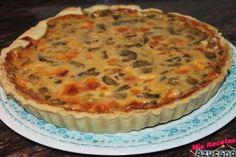 Pastel de berenjena | Cocina
