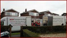 Furniture Removals Burton upon Trent KCR Transport uk Man and van hire