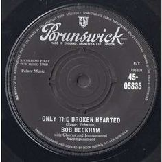 ONLY THE BROKEN HEARTED - MAIS OUI by BOB BECKHAM, SP with golfdrouot73 - Ref:116047168