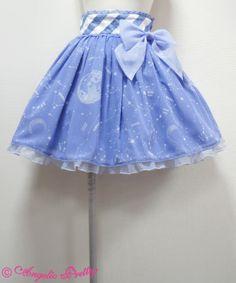 Cosmic Skirt Lavender