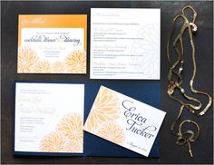 Green Kangaroo Wedding Invites