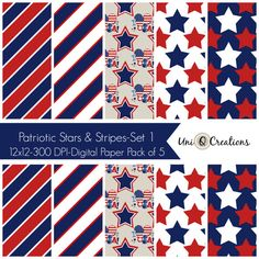 Hey, I found this really awesome Etsy listing at https://www.etsy.com/listing/237530474/patriotic-stars-stripes-digital-paper