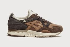 "EffortlesslyFly.com - Kicks x Clothes x Photos x FLY Sh*t: Commonwealth x ASICS GEL-Lyte V ""Da Vinci""*~"
