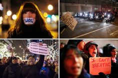 The most powerful Eric Garner protest signs: I can't breathe, black lives matter