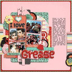 I love Grease