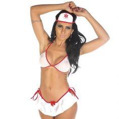 Mini Enfermeira A - Pimenta Sexy