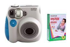 Top 10 Best Instant Cameras in 2017 Reviews - 10BestProduct