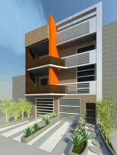 Edificio de Vivienda multifamiliar en el barrio El Dorado - Envigado - Antioquia