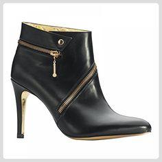 0fb8866459af4d Peter Kaiser Zip Ankle Boot 7 Black - Stiefel für frauen ( Partner-Link